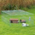 TRIXIE Wybieg zewnętrzny dla młodych zwierzaków i gryzoni