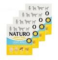 NATURO Light Chicken & Rice 8 x 400g PAKIET naturalna karma dla dorosłych psów