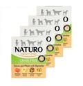 NATURO Grain Free Salmon & Potato 8 x 400g PAKIET bezzbożowa, hipoalergiczna mokra karma dla dorosłych psów