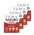 NATURO Lamb & Rice 8 x 400g PAKIET naturalna mokra karma dla dorosłego psa