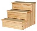 TRIXIE Schody drewniane dla psów ważących do 50 kg