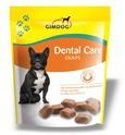 Gimdog Dental Care Snaps - smaczne ciasteczka dla psów czyszczące zęby 125g