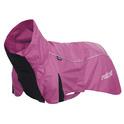 RUKKA WAVE kurtka przeciwdeszczowa dla psa, różowy, 9 rozmiarów