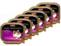 ANIMONDA Vom Feinsten Senior z jagnięciną PAKIET 16 szt. - Pełnowartościowy posiłek dla starszych kotów, szalka 100g
