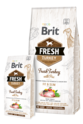 BRIT Fresh Turkey & Pea Adult Fit & Slim - sucha karma dla psów