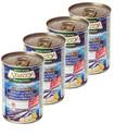 STUZZY MONOPROTEIN 6x400g PAKIET! - Śledź z ziemniakami, mokra karma dla psów