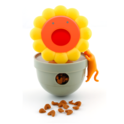 L'CHIC CA-TUMBLER Sunflower Słonecznik zabawka dla kota