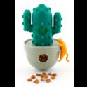L'CHIC CA-TUMBLER Treelike Kaktus zabawka dla kota