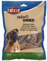 TRIXIE Kurze Łapki suszone - Naturalny przysmak dla psa, 250g
