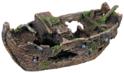 TRIXIE Wrak statku - Ozdoba do akwarium, 29 cm