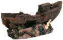 TRIXIE Wrak statku - Ozdoba do akwarium, 24 cm