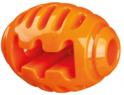 TRIXIE Piłka Rugby z gumy TPR - Zabawka dla psa z gumy termoplastycznej