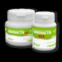 VETFOOD Immunactiv MAX - preparat uzupełniający dla kotów i psów, 90 tabletek