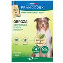 FRANCODEX - obroża odstraszająca insekty dla psów ras dużych (powyżej 20 kg), 75 cm