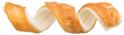 TRIXIE Zakręcona skóra Denta Fun z filetem dla psa, 3 sztuki