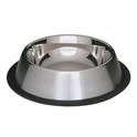 Lolo Pets miska dla psa lub kota, metalowa, ze stali nierdzewnej, na gumowej podstawie, 6 pojemności!