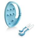 Tick Twister Clip Box - kleszczołapki, zestaw 2 szt (małe i duże) w pudełeczku, kolor turkusowy