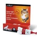 FIPREX - krople przeciwko pchłom i kleszczom dla kotów- jedna tubka 0,7 ml