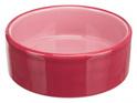 TRIXIE Miska ceramiczna w kolorze różowym