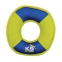 ZEUS K9 Fitness Nylon Discus - Ringo nylonowe, 24 cm