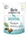 BRIT Care Dog Functional Snack Dental Venison 150g, przysmak dla psa