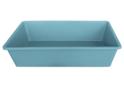 ZOLUX Kuweta plastikowa, dwa rozmiary, kolor niebieski