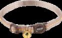 ZOLUX Obroża dla kota Tempo w kolorze brązowym