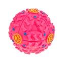 RecoFun Doozy Snack Ball pink - piłka na przysmaki, różowa