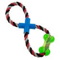 RECOFUN Doozy Tug It - przeciągacz ze sznura w kształcie ósemki