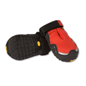 RUFFWEAR Bark'n Boots Grip Trex Red - Buty sportowo-trekkingowe dla psów (4szt)