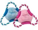 Karlie Puppy Frisbee - pluszowa zabawka dla szczeniąt