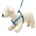 Zolux Mac Leather- szelki regulowane dla psa, grawerowane w  łapki 5 kolorów!