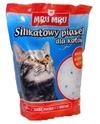 MRU MRU- silikonowy piasek dla kotów 3,8l lub 5l EKSTRA CENA Wysyłka 24H!