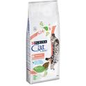 PURINA CAT CHOW SPECIAL CARE SENSITIVE karma dla kotów o wrażliwym przewodzie pokarmowym i delikatnej skórze