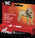 FIPREX - krople przeciwko pchłom i kleszczom dla psów XL, jedna tubka 5,5ml