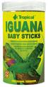 TROPICAL IGUANA BABY STICKS - podstawowy pokarm dla młodych legwanów zielonych