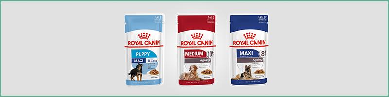 karma dla psów Royal Canin z niską zawartością białka