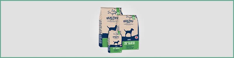 karma Gealthy Paws dla dorosłych psów uczulonych na gluten