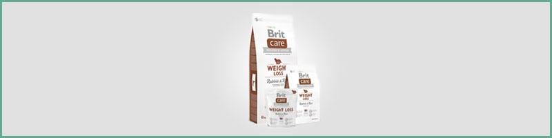 karma Brit dla psów z nadwagą