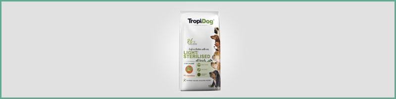 karma dla psów walczących z nadwagą