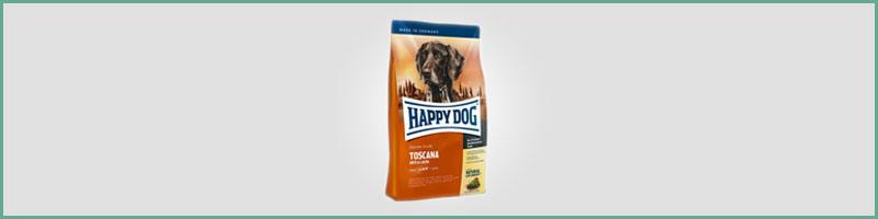 Karma Happy Dog Tosvcana dla psów z nadwagą