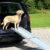 trixie rampa dla psa składana teleskopowo dla duzych psów do 120kg