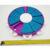 wymiary zabawki interaktywnej Nina Ottosson Dog Twister